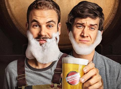 المسلسل الكوميدي «Brew Brothers»
