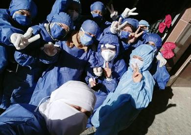تعافي 19 حالة جديدة من كورونا وخروجهم من مستشفيات العزل بالشرقية