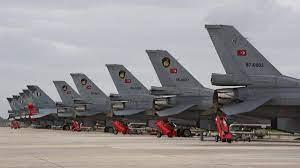 طائرات تركية تقصف مواقع لحزب العمال في إقليم كردستان العراق