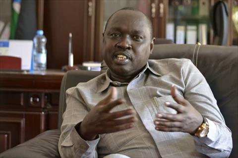 وزير ري جنوب السودان