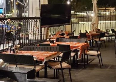 المطاعم السياحية خاوية فى رمضان