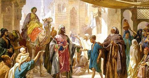 كيف كانت مظاهر احتفالات عيد الفطر في العصور الإسلامية المختلفة؟ - بوابة  الشروق - نسخة الموبايل