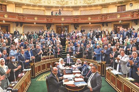 جلسة عامة مجلس النواب . تصوير خالد مشعل