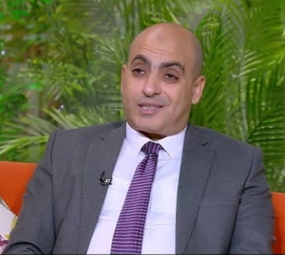 دكتور حمدى همام رئيس الإدارة المركزية للمنافذ والوحدات الأثرية بالموانى المصرية