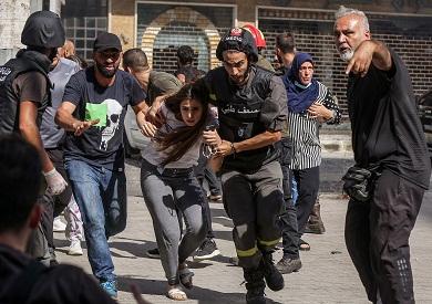 الأوضاع في لبنان