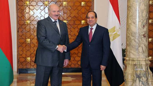 القاهرة ومينسك يتفقان على إقامة تمثيل دبلوماسي مصري مقيم ببيلاروسيا