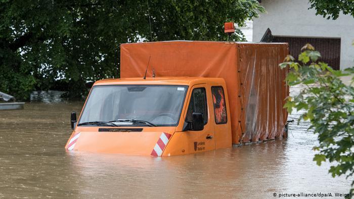 بافاريا الألمانية تقدم مساعدات طارئة 50 مليون يورو لضحايا الفيضانات