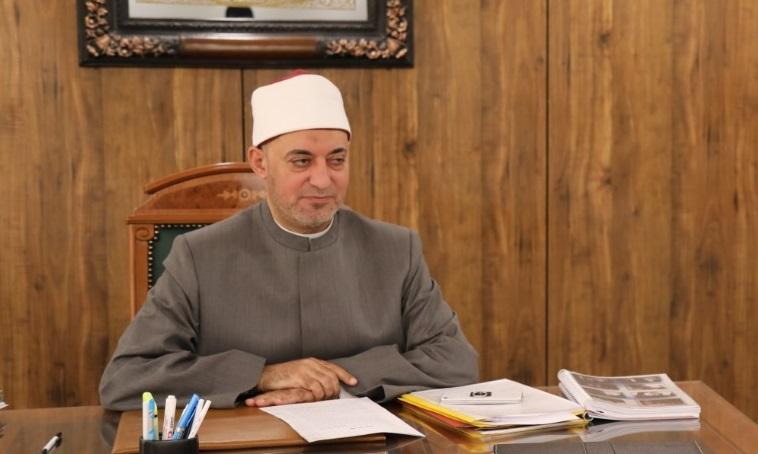 الأمين العام لمجمع البحوث الإسلامية الدكتور نظير عيّاد