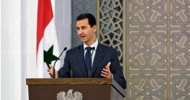 الرئيس السوري الشعب الذي استعاد معظم أراضيه قادر على بناء اقتصاده