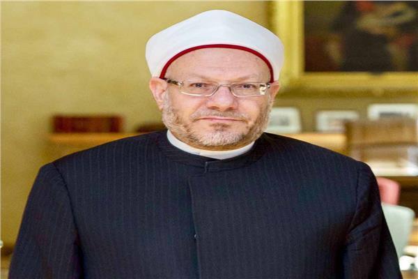 الدكتور شوقي علام مفتي الديار المصرية