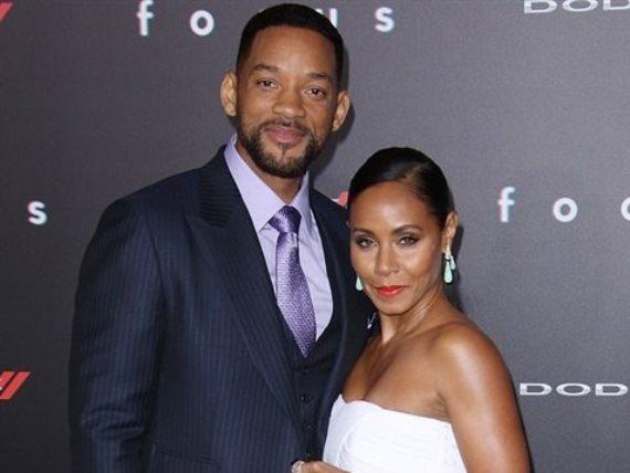 ويل سميث وزوجته