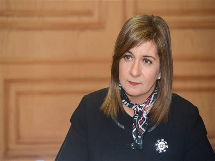 الدكتورة نبيلة مكرم وزيرة الهجرة وشؤون المصريين في الخارج