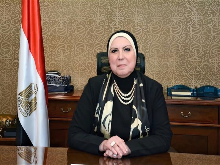 الدكتورة نيفين جامع، وزيرة الصناعة والتجارة