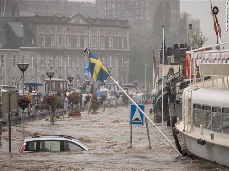 بلجيكا: ارتفاع وفيات الفيضانات إلى 24