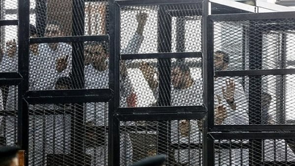 متهمين داعش السلام