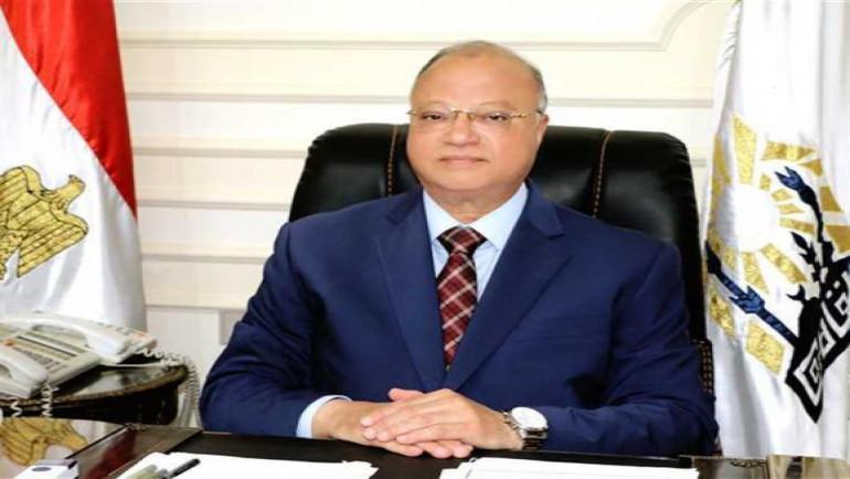 محافظ القاهرة، اللواء خالد عبد العال