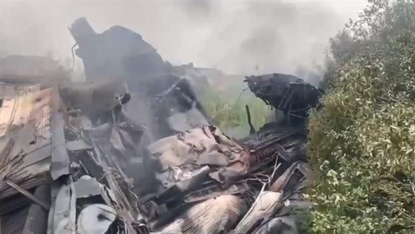 مقتل وإصابة 4 أشخاص جراء اصطدام قطارين للشحن في منطقة أمور بروسيا