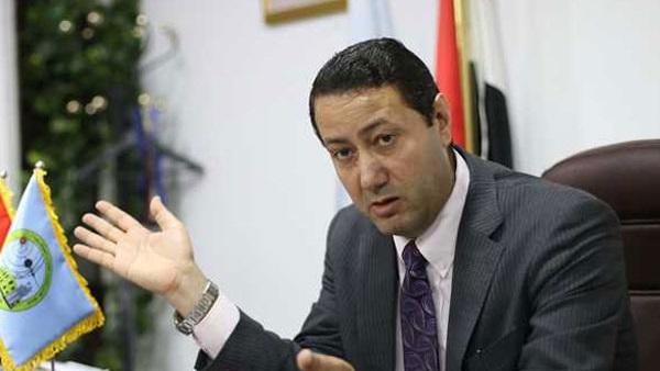 الدكتور جاد محمد القاضى رئيس المعهد القومى للبحوث الفلكية والجيوفيزيقية