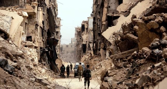 اعتقال سوري ببرلين مشتبه في ارتكابه جرائم حرب