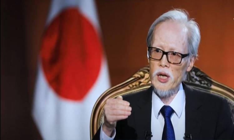 سفير اليابان لدى مصر نوكي ماساكي