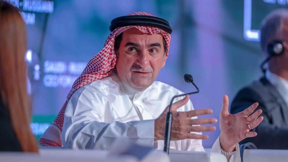 محافظ صندوق الاستثمارات العامة في السعودية ياسر الرميان