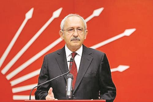 زعيم المعارضة التركية يتهم أردوغان بالسعى لتصفيته