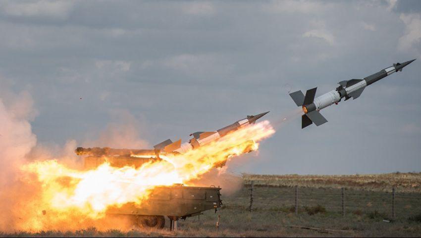 مصدر عسكري سوري: تصدينا لقصف صاروخي إسرائيلي لدمشق