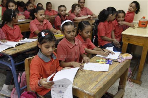 مدارس حكومية - تصوير: محمد الميمونى