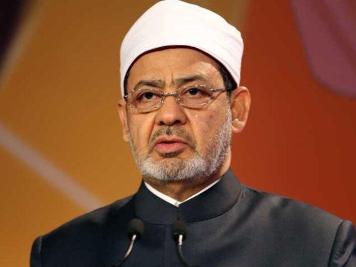 الإمام الأكبر الدكتور - أحمد الطيب - شيخ الأزهر