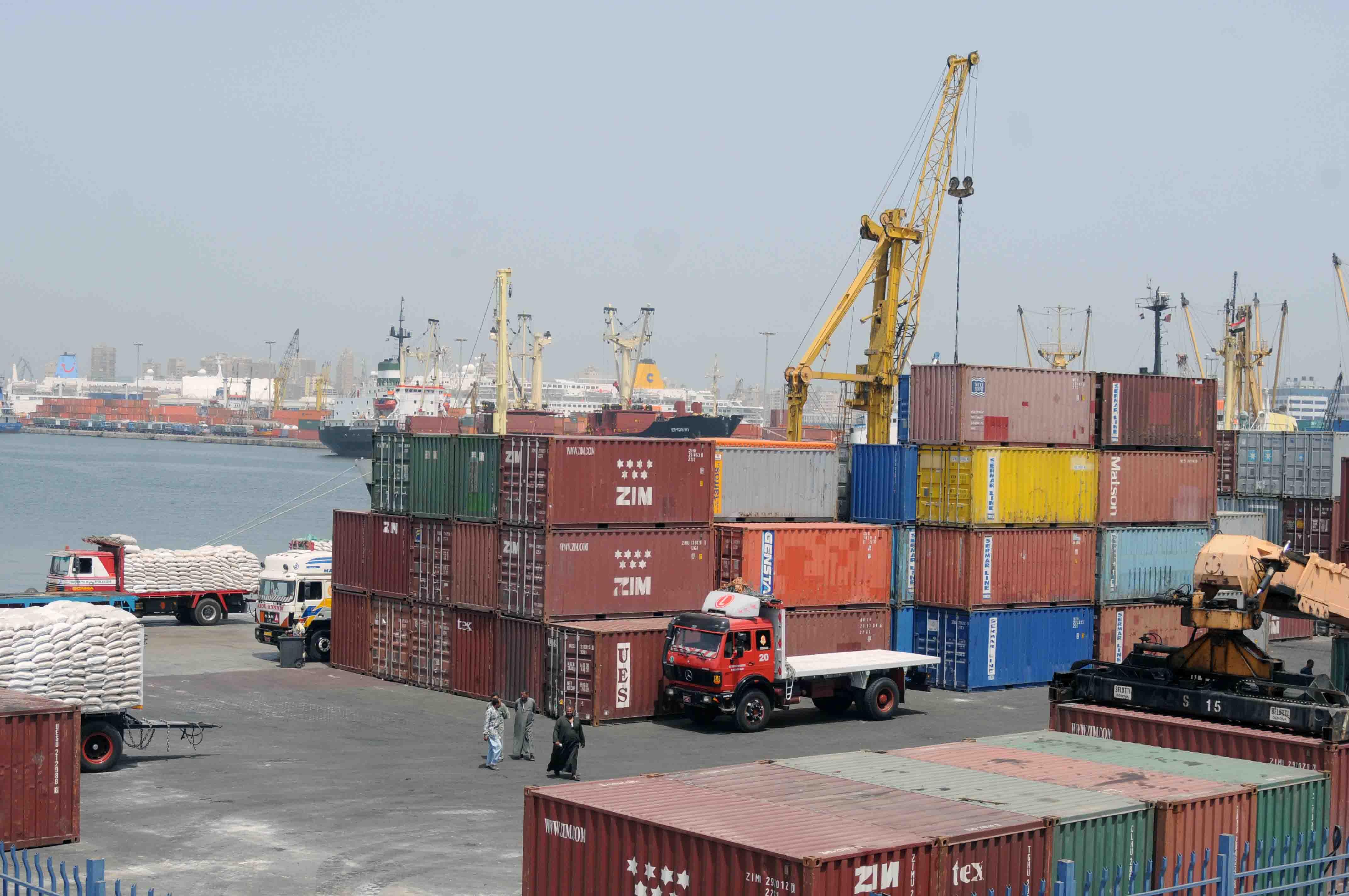 «الإسكندرية للحاويات»: حققنا ثاني أعلى الإيرادات بين شركات قطاع الأعمال