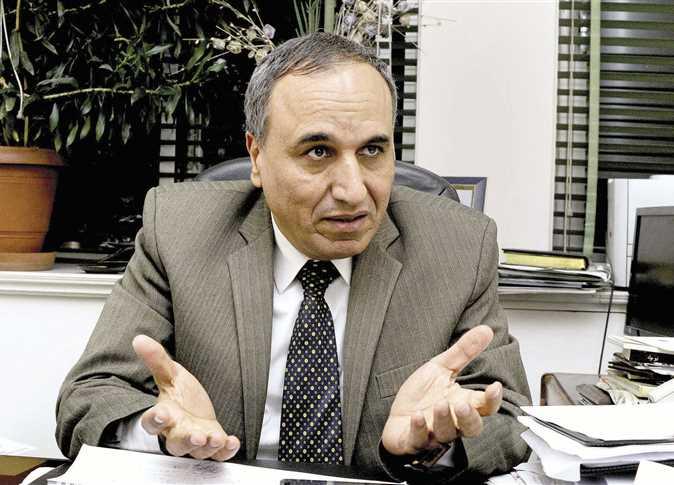 عبد المحسن سلامة - نقيب الصحفيين