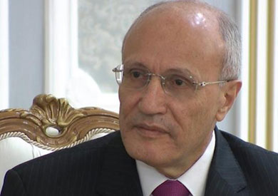 وزير الدولة للإنتاج الحربي، محمد العصار
