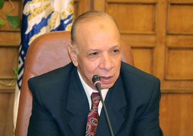 عاطف عبد الحميد - محافظ القاهرة