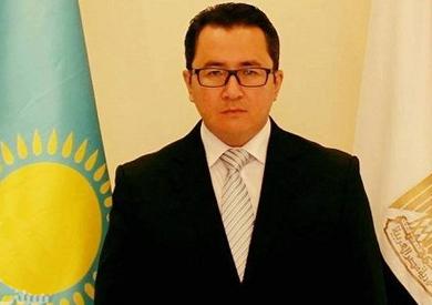 أرمان إيساغالييف سفير كازاخستان بالقاهرة