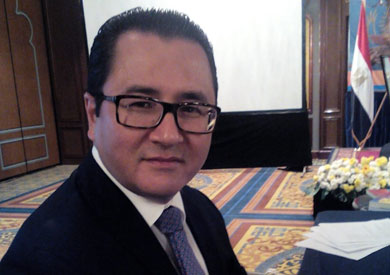 أرمان إيساجالييف سفير كازاخستان بالقاهرة