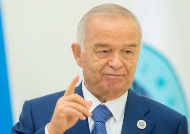 سفير أوزبكستان بالقاهرة، آيبيك عارف عثمانوف
