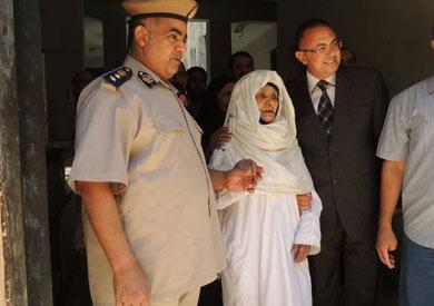 سيدة تبلغ 103 سنوات ينتهي بالعفو الرئاسي