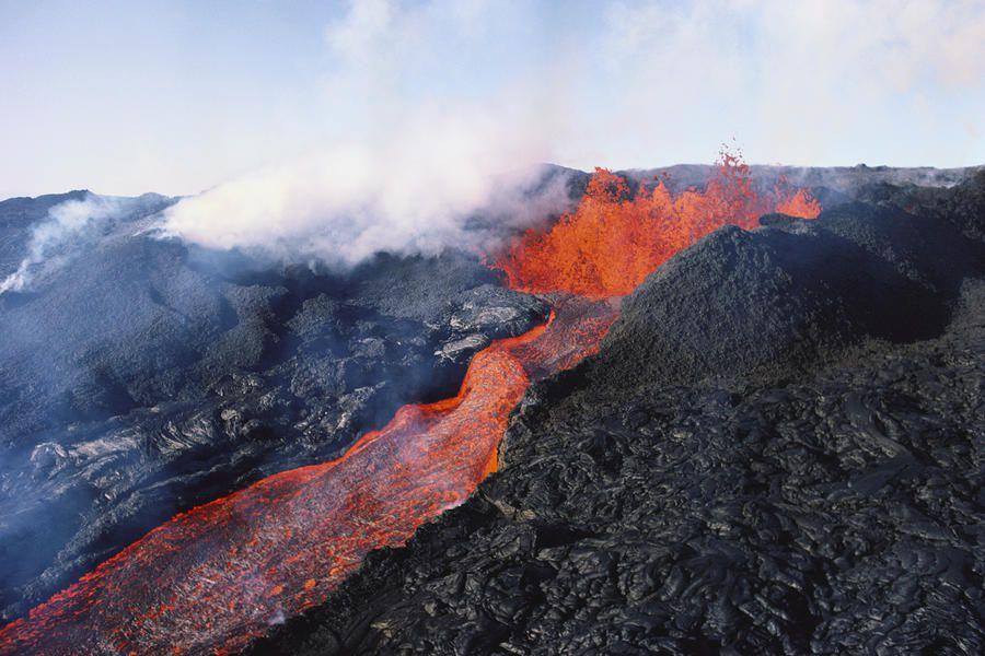 بركان مونا لوا - هاواي