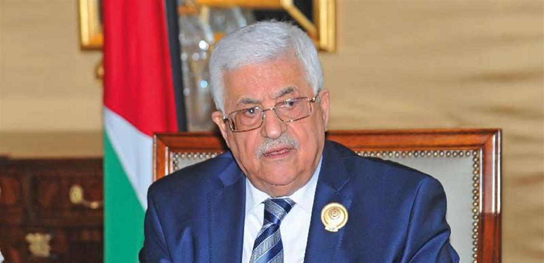 عباس يدعو إلى تثبيت اتفاق التهدئة مع إسرائيل في كامل الأراضي الفلسطينية