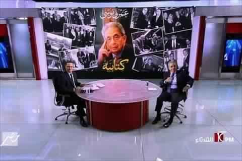 عمرو موسى وشريف عامر يحدث في مصر