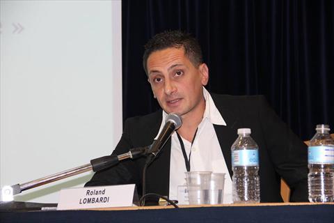 الباحث الفرنسي المتخصص في شئون الشرق الأوسط، رولاند لومباردى