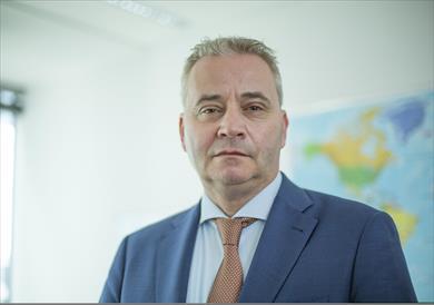 تون فان لييروب - المتحدث باسم الوكالة الأوروبية لمراقبة الحدود