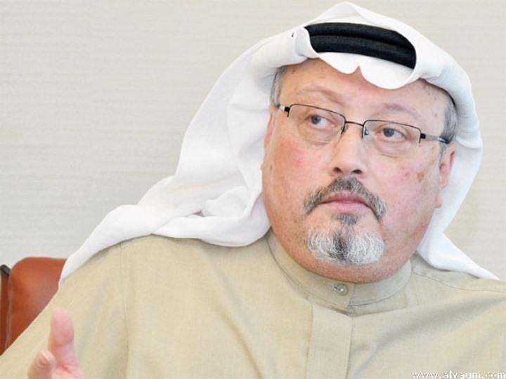 الكاتب السعودي المعارض جمال خاشقجي