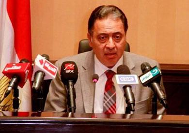 أحمد عماد الدين وزير الصحة والسكان