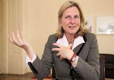 وزيرة الخارجية النمساوية، كارين كنيسل