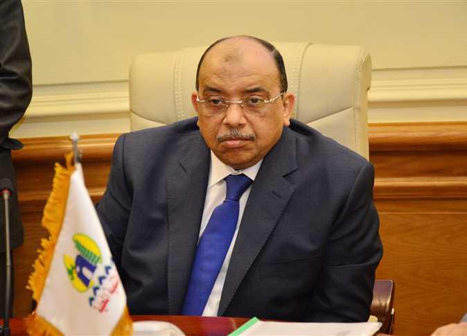 وزير التنمية المحلية، اللواء محمود شعراوي