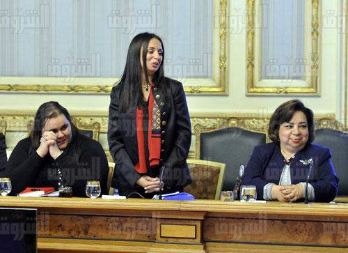 «قومي المرأة» يجتمع بممثلي الوزارات لتنفيذ إستراتيجية الوطنية لتمكين المرأة 2030