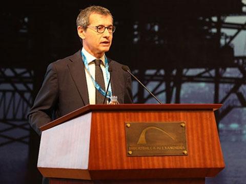 نائب الرئيس التنفيذي لشركة أديسون العالمية نيكولا مونتي