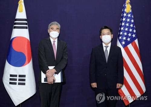 المبعوث الأمريكي لكوريا الشمالية: واشنطن ستواصل تنفيذ قرارات مجلس الأمن ضد بيونج يانج