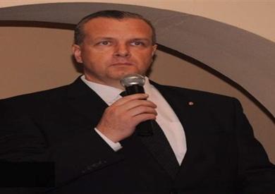 سفير المجر بالقاهرة، بيتر كيفك